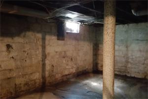 Ernie's basement