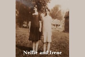 Nellie and her sister