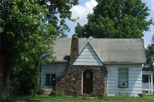 Ernie's house