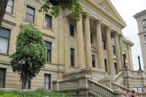 The Fairmont Courthouse