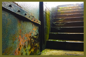 steps devil in the basement